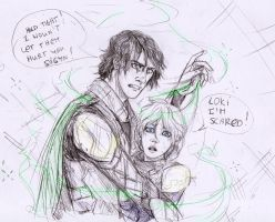 Loki and Sigyn 3 by Sanzo-Sinclaire