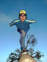 jump.from.tree by carbalhax