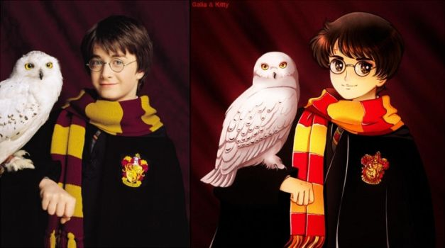 Harry Potter from 70s... by galia-and-kitty