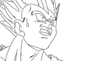 Vegeta: What? by darkhawk5