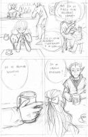 Comic, page 1 -sketch- by girlinblack