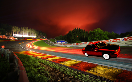 my car in image manipulation..:) by yus83