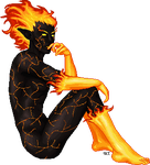 RoD: Child of Fire by Metroid-Tamer