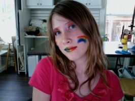 Color me rainbow :part three: by Thundercatzgirl