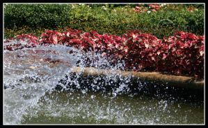 The Fountain by TRE2Photo-n-Design