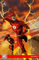 The Flash #17 by actiontales