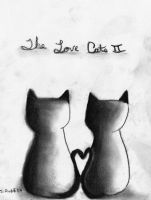'Love Cats II' by JAY1CAT