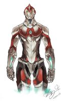 Ultraman by phamngocthang