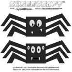 Cubeecraft - Spiders by CyberDrone