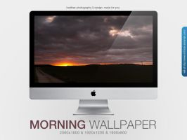 Good Morning Wallpaper by MrFolder