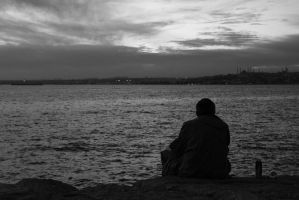 loneliness by obicen