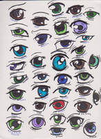 My Hetalia Eyes by Lovleyday