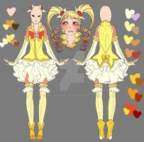 Cure Lemonade - Grown-up Design by rika-dono