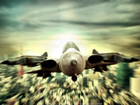 Squadron Leader HDR by Moonmaker