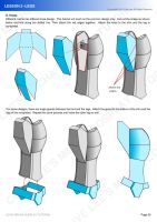 Gundam mecha cosplay tutorial - Lesson 5 - 5 by Clivelee