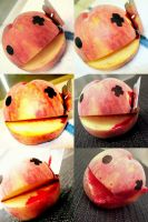 Peach Fuzz Massacre by DoctorTonyStarkWho