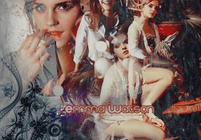 Emma Watson for ZUI by AshleyJoker