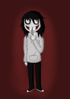 Jeff the Killer by 246amyrose