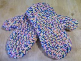 Oven Mitts by MathCrazy