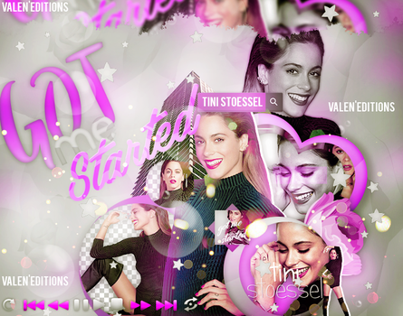 +Tini//Got Me Started by ValenEditions10