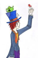 Mad Hatter by FreeFall101