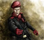 Young Ocelot 2 by Grace-Zed