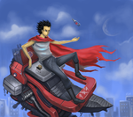 I am Tetsuo by solidscorpion69