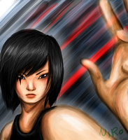MirrorsEdge_Faith by xNIR0x