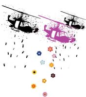 Helicopter Rain by 99media