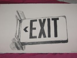 Exit by Sublime00Grl