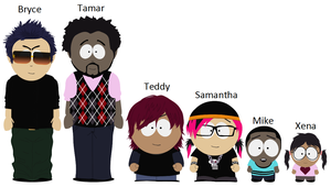 South Park: The Nielson Family by Xilex90