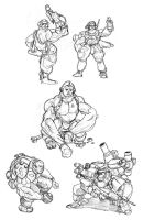 2GMC Sketchdump by thomastapir