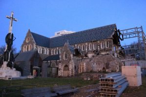 ChristChurch Cathedral by agreenbattery
