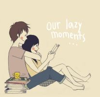 Our lazy moments by drrecords