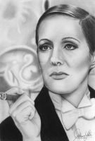 Julie Andrews by puddingohr