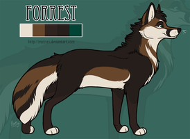 Forrest Reference Sheet by mirzers