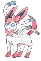 New Eeveelution - Sylveon by sapphire3690