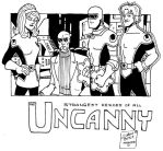 The Uncanny by madedd