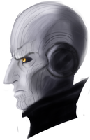 Sith Inquisitor Painting Sketch by ConstantM0tion