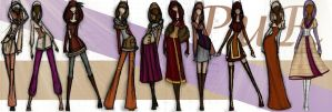PUR collection FINISHED by Luai-lashire