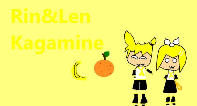 The Kagamine's by elisethefox009