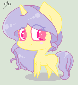 Art Trade: Cloudy Star by StarDarkMLP