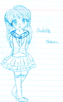Lottie uniform concept. by PrincessElaina