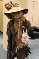 The Scarecrow by KjerstenGallagher