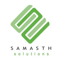 Samasth Solutions Logo by orioncreatives