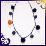 Washington Native Berry Necklace by lily-inabottle