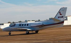 Cessna 501 by texasghost