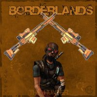 Borderlands The Hunter by Hugo38