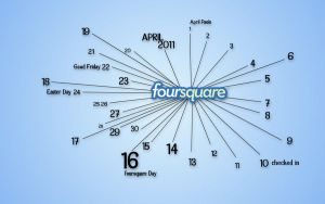 To all foursquare fans by Kendylife