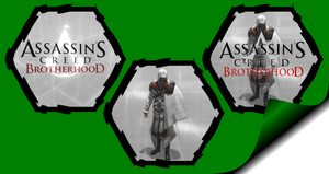 Assassin's Creed Brotherhood by WE4PONX